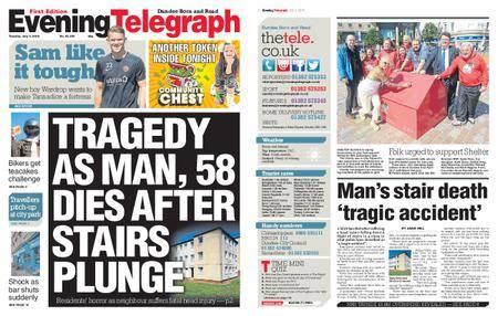 Evening Telegraph First Edition – July 03, 2018