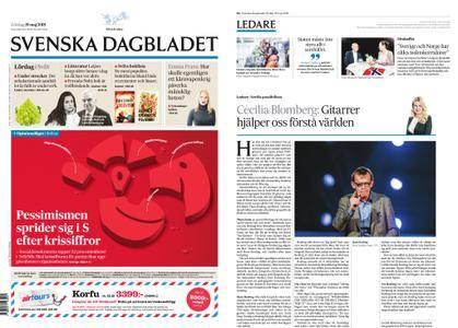 Svenska Dagbladet – 19 maj 2018