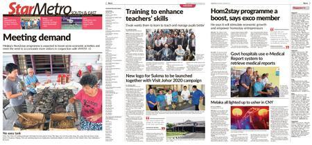 The Star Malaysia - Metro South & East – 30 January 2019