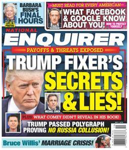 National Enquirer - May 07, 2018