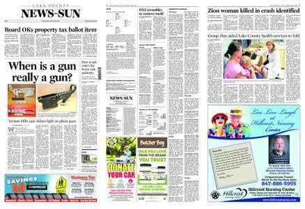Lake County News-Sun – August 15, 2018