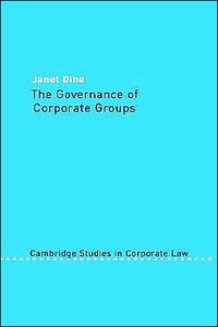 The Governance of Corporate Groups (repost)