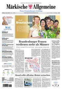 Neue Oranienburger Zeitung - 15. Januar 2018