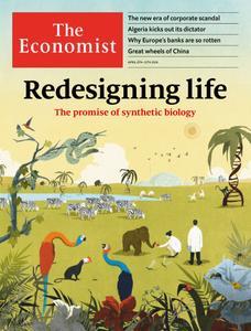 The Economist Latin America – 06 April 2019