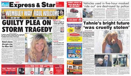 Express and Star City Edition – April 05, 2019