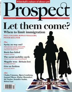 Prospect Magazine - October 2013