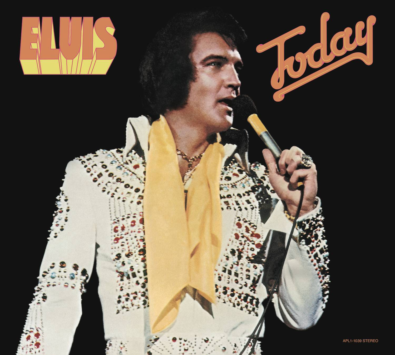 Elvis Presley - Today (1975) [Legacy Edition 2015] (Official Digital Download 24/96)