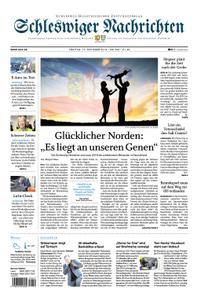 Schleswiger Nachrichten - 12. Oktober 2018