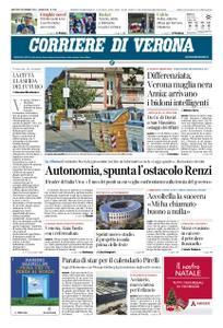 Corriere di Verona – 03 dicembre 2019