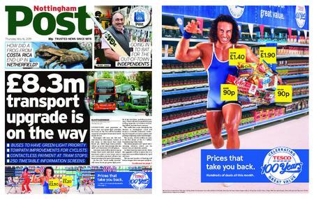 Nottingham Post – May 16, 2019