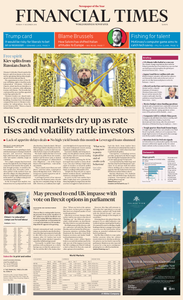 Financial Times Europe – 17 December 2018