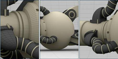 Simply Maya - Introduction to Hard Surface Modeling