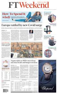 Financial Times Middle East - October 24, 2020