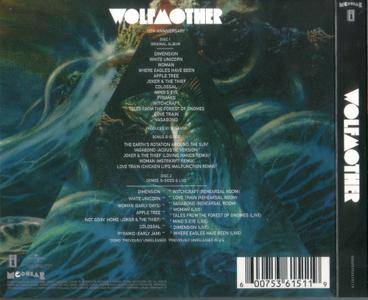 Wolfmother - Wolfmother (2005) {2015, 10th Anniversary Deluxe Edition}