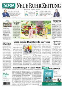 NRZ Neue Ruhr Zeitung Essen-Postausgabe - 18. Dezember 2018