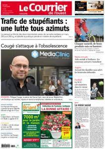 Le Courrier de l'Ouest Angers - 07 avril 2018