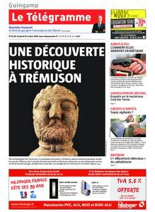 Le Télégramme Guingamp – 25 octobre 2019
