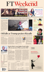 Financial Times Europe – 24/25 November 2018