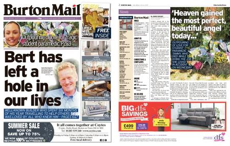 Burton Mail – July 06, 2019