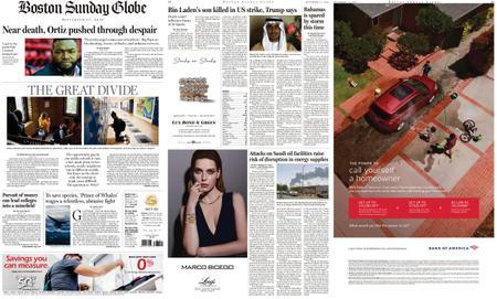 The Boston Globe – September 15, 2019