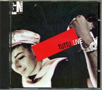 Gianna Nannini & The Primadonnas - Tutto Live (1985) Repost