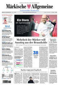 Märkische Allgemeine Luckenwalder Rundschau - 15. November 2017