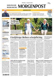 Solinger Morgenpost – 02. August 2019