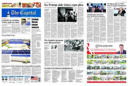 The Capital – February 24, 2018