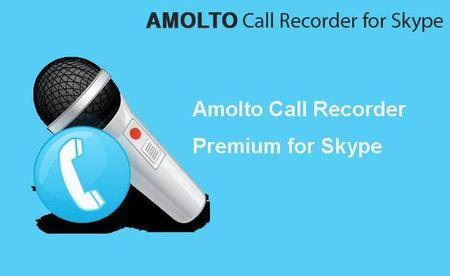 Amolto Call Recorder Premium for Skype 3.15.5.0