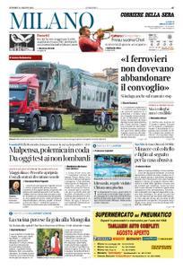 Corriere della Sera Milano – 21 agosto 2020