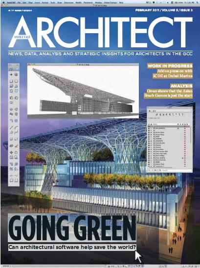 Middle East Architect Magazine February 2011