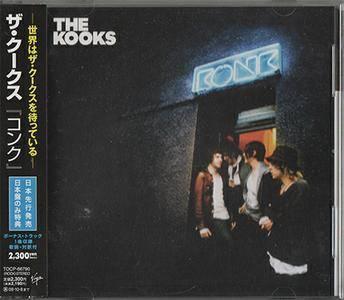 The Kooks - Kong (2008, Virgin # TOCP-66790] {Japan Release}