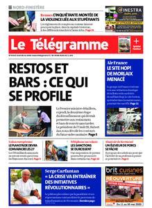 Le Télégramme Brest Abers Iroise – 28 mai 2020