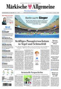 Märkische Allgemeine Westhavelländer - 03. August 2019