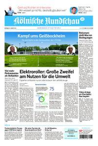 Kölnische Rundschau Wipperfürth/Lindlar – 28. August 2019