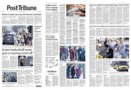 Post-Tribune – April 03, 2021