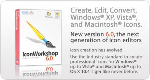 Axialis IconWorkshop ver. 6.02 Corporate Edition  Retail