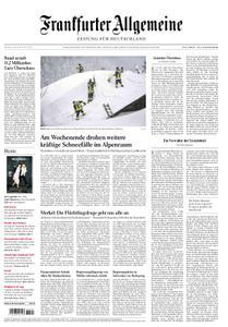 Frankfurter Allgemeine Zeitung F.A.Z. - 12. Januar 2019
