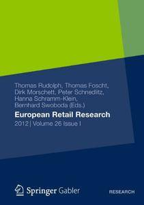 European Retail Research: 2012 Issue