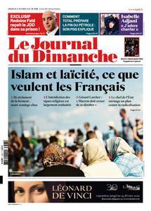 Le Journal du Dimanche - 27 octobre 2019
