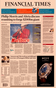 Financial Times Europe – 28 August 2019