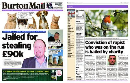 Burton Mail – May 01, 2018