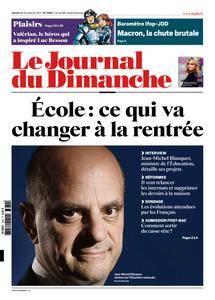 Le Journal du Dimanche - 23 juillet 2017