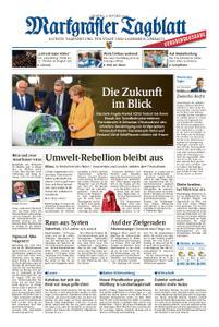 Markgräfler Tagblatt - 08. Oktober 2019