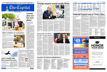 The Capital – May 29, 2020