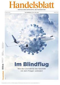Handelsblatt - 8-10 Mai 2020