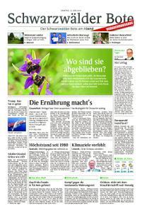 Schwarzwälder Bote Hechingen - 15. Juni 2019