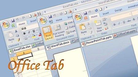 Office Tab Professional Edition 7.50 + Rus