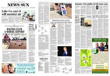 Lake County News-Sun – April 09, 2019