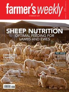 Farmer's Weekly - 08 February 2019
